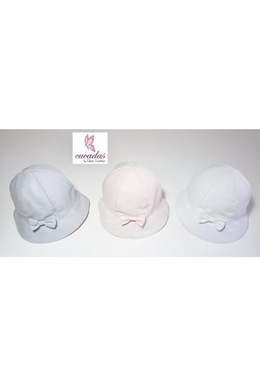 Sombrerito Lazo Piqué