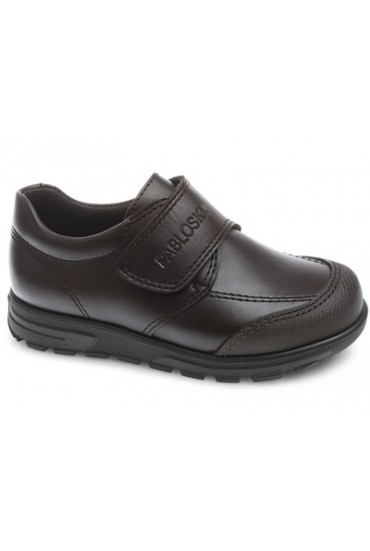 Blucher Colegial Chocolate...