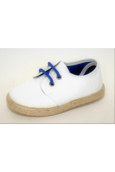 Blucher Esparto Blanco /...