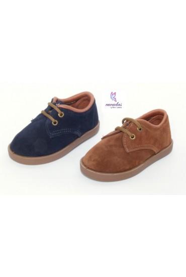 Zapato Oxford Serraje