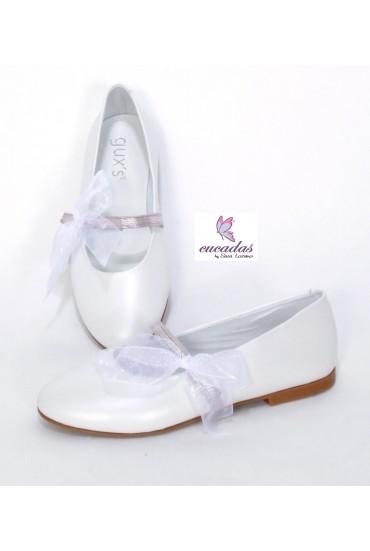 Zapato Salón Nacar